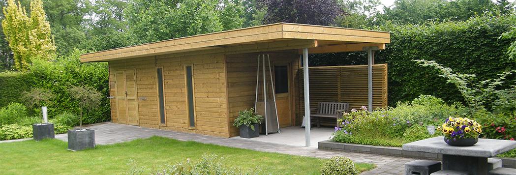 Tuinhuis hout voor tuinhuis kopen : Blokhutten u0026 Tuinhuisjes Kopen Op ...